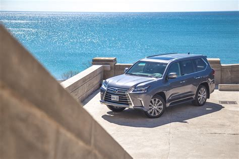 toyota lexus 570 2017 review 2017 lexus lx 570 canadian auto review