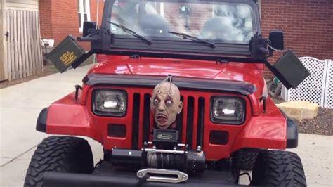 zombie hunter jeep zombie hunter jeep youtube