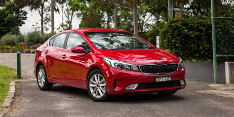kia cerato review 2017 kia cerato si sedan review caradvice