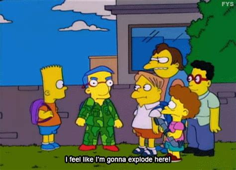 Milhouse Meme - everything s coming up milhouse the very best of