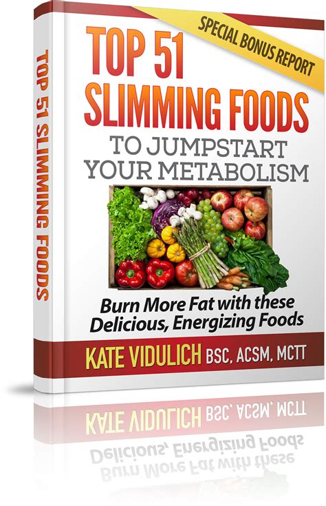 Detox Diet To Jumpstart Metabolism by 7 Day Slim Kate Vidulich Protocol Review Is It