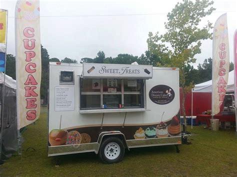 sweety trailer sweet treats trailer american cakes