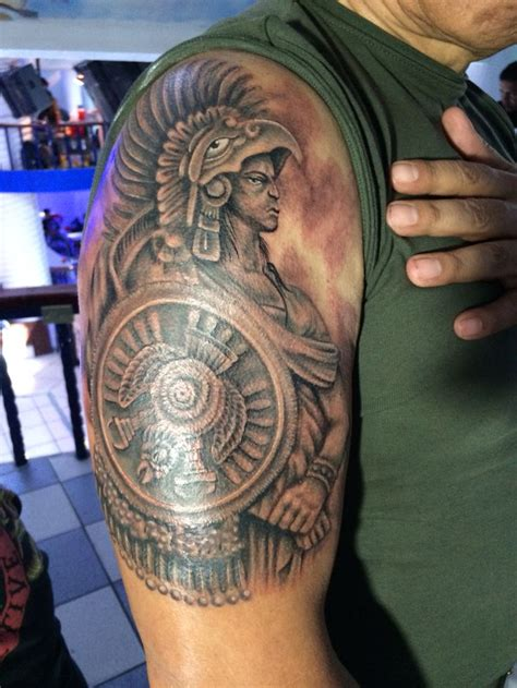 tattoos aztecas 39 best images about azteca y m 225 s on