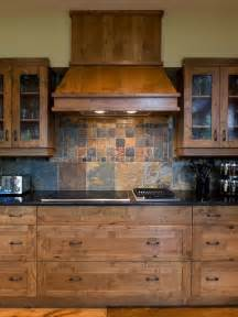 Slate Kitchen Backsplash Slate Backsplash Houzz