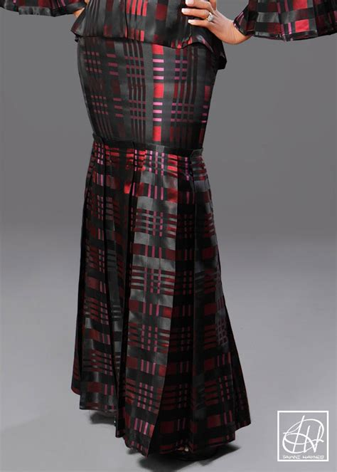 floor length pencil skirt barrel pleat floor length pencil skirt