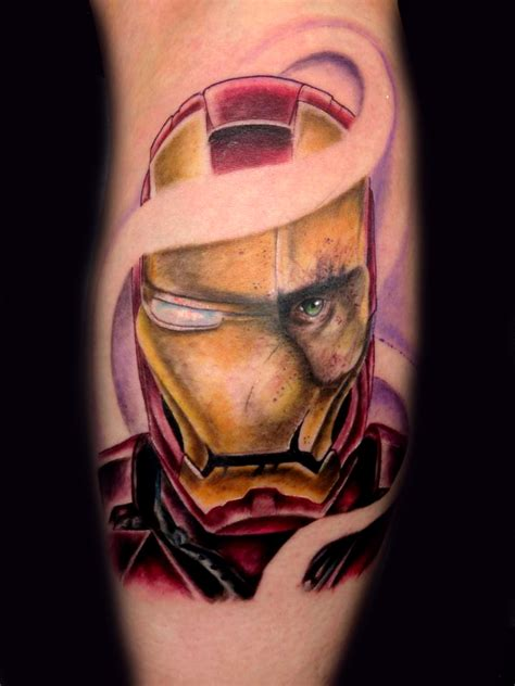 iron man tattoo ironman best design ideas