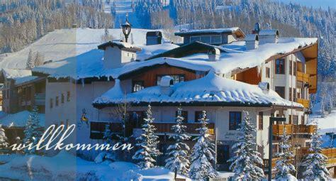goldener hirsch inn goldener hirsch inn in deer valley utah usa ski