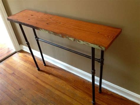 black pipe sofa table 56 best window breakfast bar images on pinterest counter