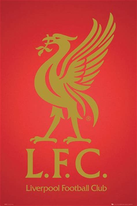 Cheapest Wall Murals club crest liverpool football club poster buy online