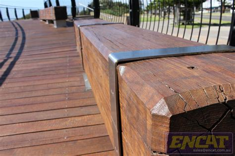 outdoor timber bench seats maritime seating outdoor seating encat metal civil