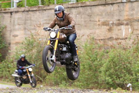 Triumph Motorrad Rumbler by Triumph Tridays Rumbler