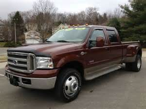 purchase used 2005 ford f350 king ranch duty lariat