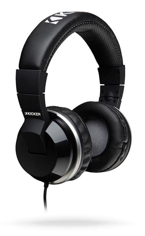Comfort Headphones by Kicker Cush Ultra Comfort Headphones