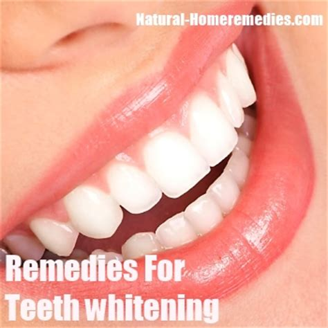 herbal remedies and treatments for teeth whitening 2015