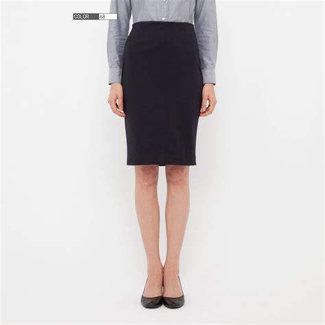 Buy Uniqlo Gift Card - women ponte pencil skirt uniqlo