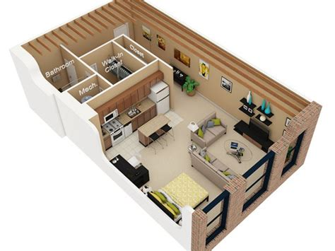 studio loft apartment floor plans studio loft