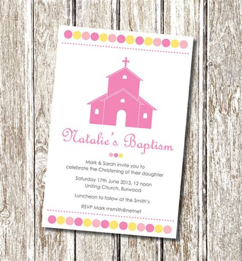 8 church invitation banners design templates free