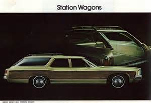1972 Pontiac Safari Station Wagon 1972 Pontiac Grand Safari Station Wagon