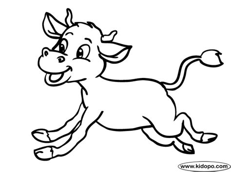 cute cow coloring pages free coloring pages of cute cows