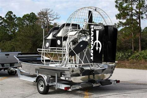 airboat craigslist hamant aluminum airboat for sale from titusville florida