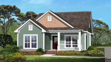Small One Story House Plans With Porches Small Craftsman Style Homes Small Craftsman Style House Plans Small One Story House Plans