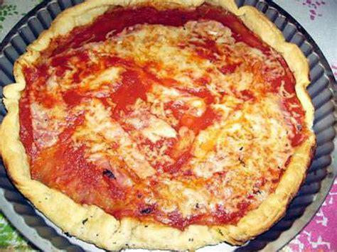 recette cuisine simple et rapide recette de pizza tres facile et rapide