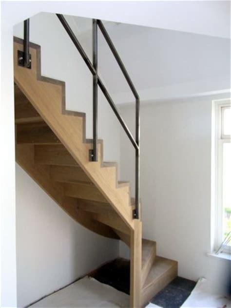 spiltrap eiken eiken houten trap trappenkopen nl