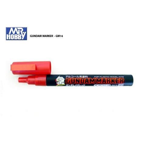 Murah Gundam Marker Metallic gm16 gundam marker metallic animextreme