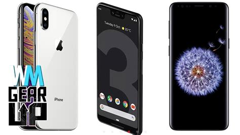 pixel 3 xl vs iphone xs max vs galaxy note9 gearup