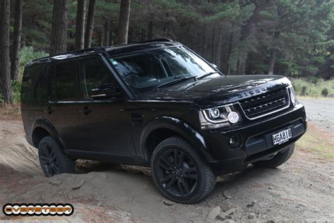 discovery land rover back land rover defender 2014 black