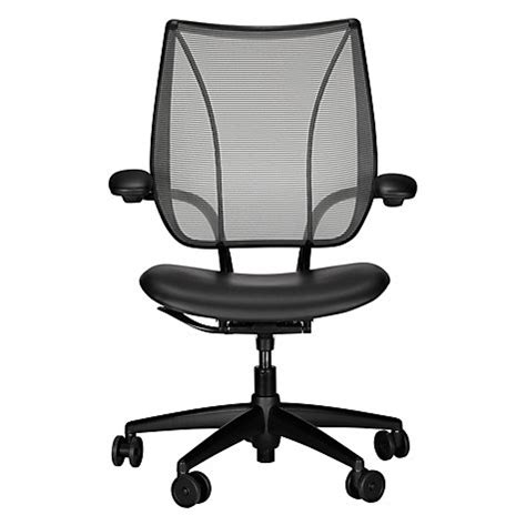 Humanscale Office Chair by Buy Humanscale Liberty Office Chair Black Lewis