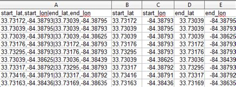 converter excel to kml converting csv data to kml and shp using excel and expertgps
