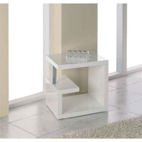 White Gloss Side Table Geno Coffee Table Small In High Gloss White 3612 Furniture I