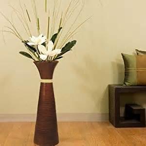 Decorative Floor Vases Bamboo Sticks Home Kitchen Home D 233 Cor Vases