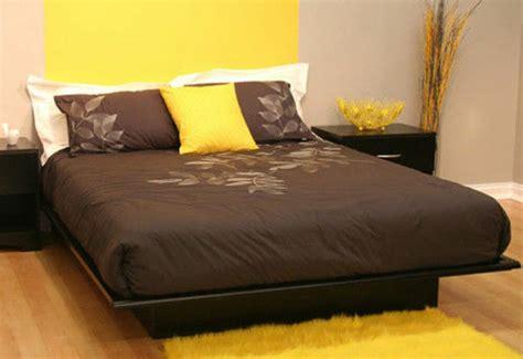full size black platform bed frame mattress bedroom cheap