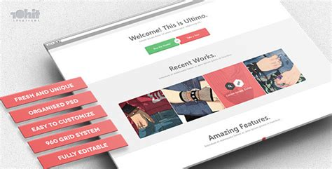 ultimo template ultimo multipurpose psd template the bests best of