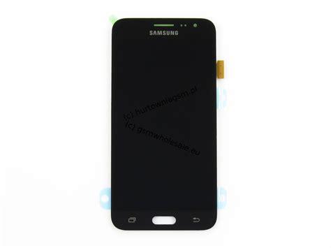 Samsung J3 Sm J320f samsung galaxy j3 2016 sm j320f oryginalny wyświetlacz z