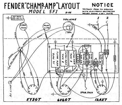 Fender Schematics Tube Amp Schematics