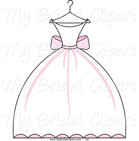 Wedding Clipart Hd by Free Pink Wedding Clipart 57