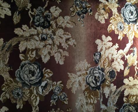 printed velvet printed velvet sofa upholstery fabric buy printed velvet