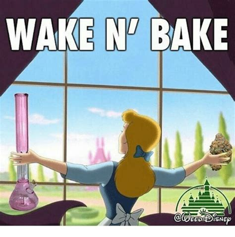 Wake N Bake Meme - 25 best memes about wake wake memes