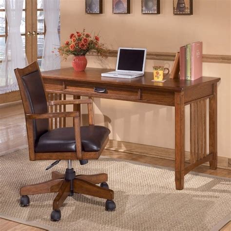 furniture cross island large office desk in medium