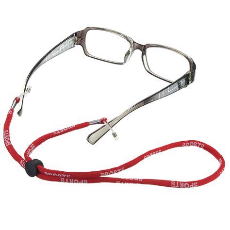 adjustable eyeglass holder cord glasses string