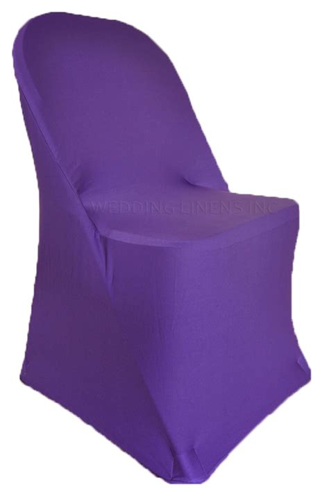 folding regency spandex chair cover stretch folding chair