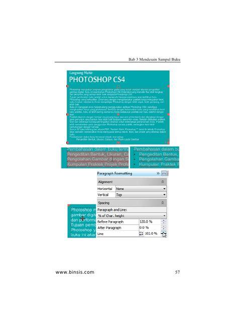 desain brosur dengan corel draw x3 corel draw x4 untuk desain sul buku bab 3