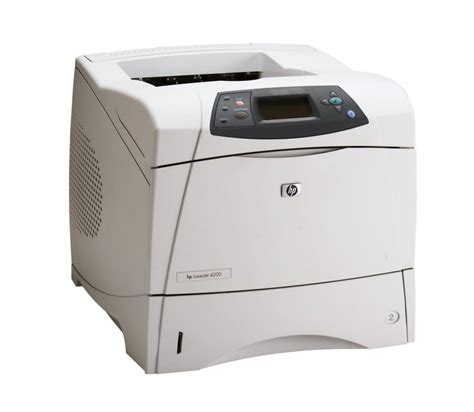 Printer Hp Laserjet hp laserjet 4200 printer driver free for windows