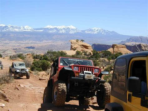 jeep utah moab easter jeep safari first timers service from badlands