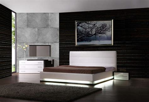 exotic leather modern contemporary bedroom sets feat light jersey  jersey vinfi
