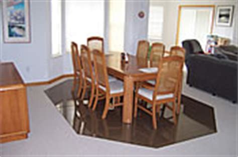 Dining Room Chair Mats Custom Glass Countertops Table Tops Office Commercial