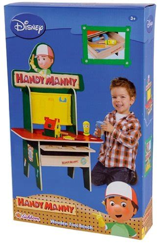 handy manny tool bench handy manny toybuzz